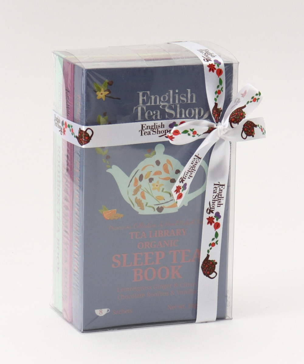 紅茶・コーヒー English Tea Shop/LIBRARY 3BOOKS