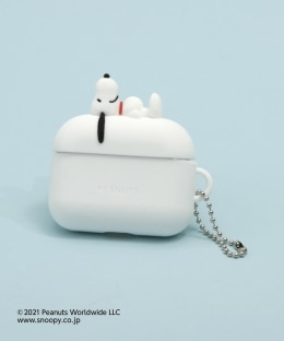 PEANUTS/AirPods Proケース
