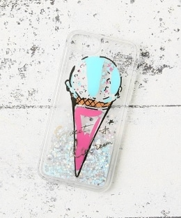Baskin Robbins×Cocoonist/iPhone8/7/6/6sケース