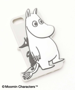 Moomin/iPhone8/7/6/6s/SEケース