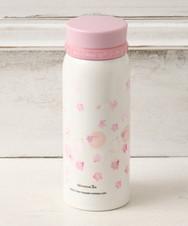 桜エンボスプリントボトル