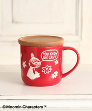 Moomin×Afternoon Tea/蓋付きマグカップ