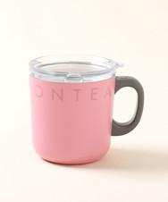 ロゴワークスフタ付きステンレスマグカップ