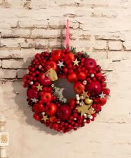 クリスマスリースL