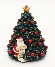 クリスマスツリーオルゴール