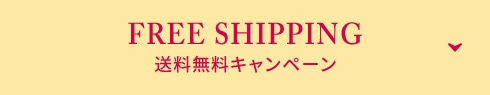 FREE SHIPPING 送料無料キャンペーン