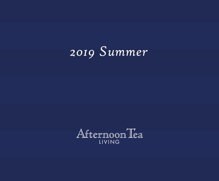 2019 Summer AfternoonTea LIVING