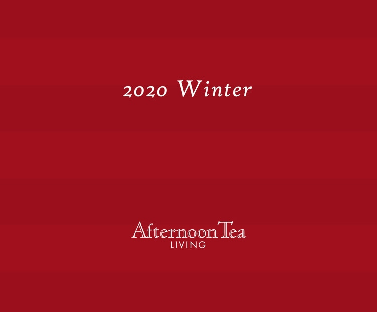 2020Winter PreSale AfternoonTea LIVING